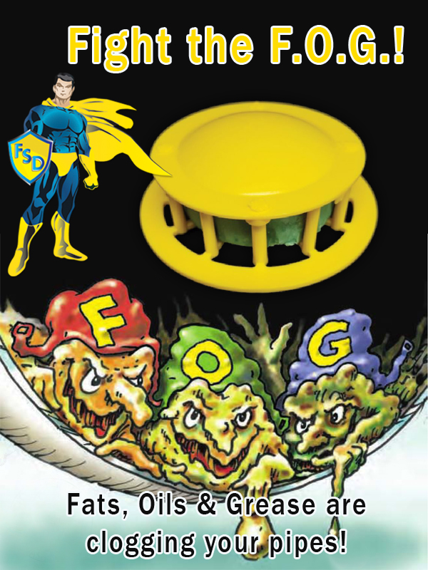 FOG fats oils grease defender