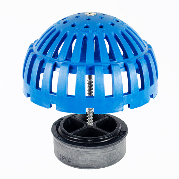 PermaDrain Locking Dome Strainer