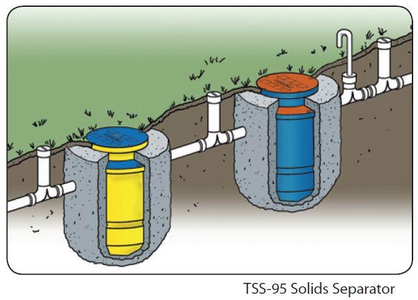 solids separator